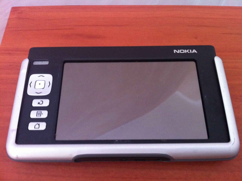 Nokia 770 Handheld PDA Review