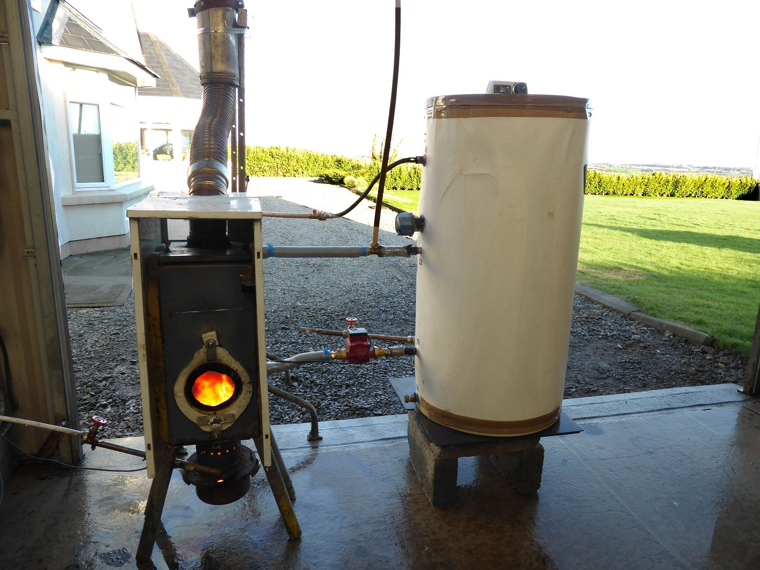Tips to Help Your Oil Burning Furnace Run Its Best