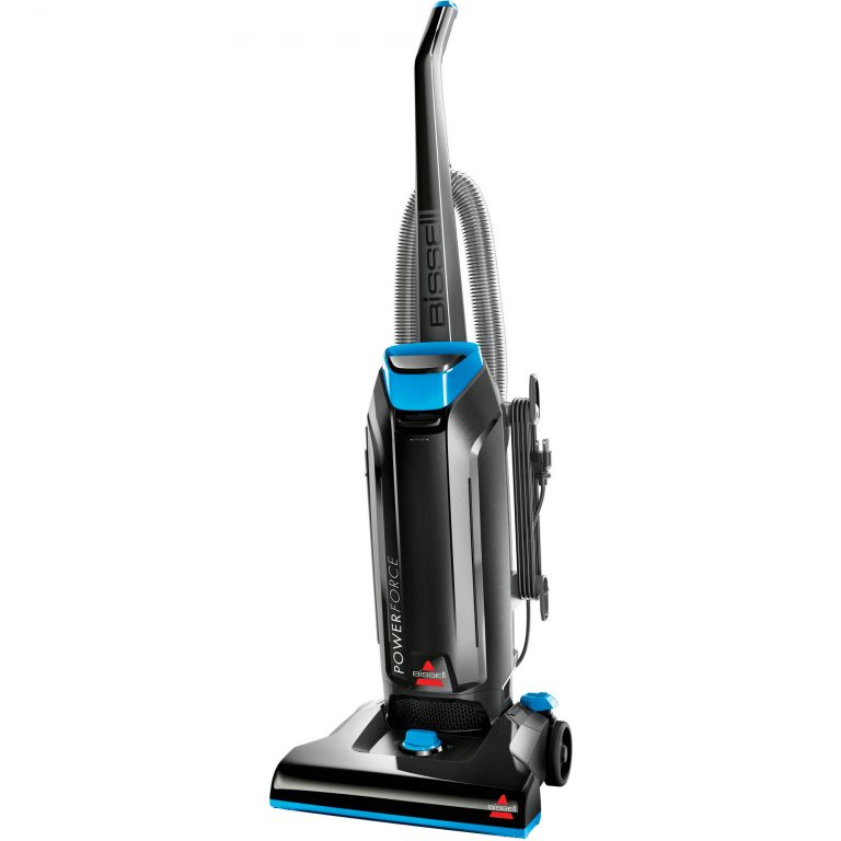 Product Review of the Bissell PowerForce Vacuum Types