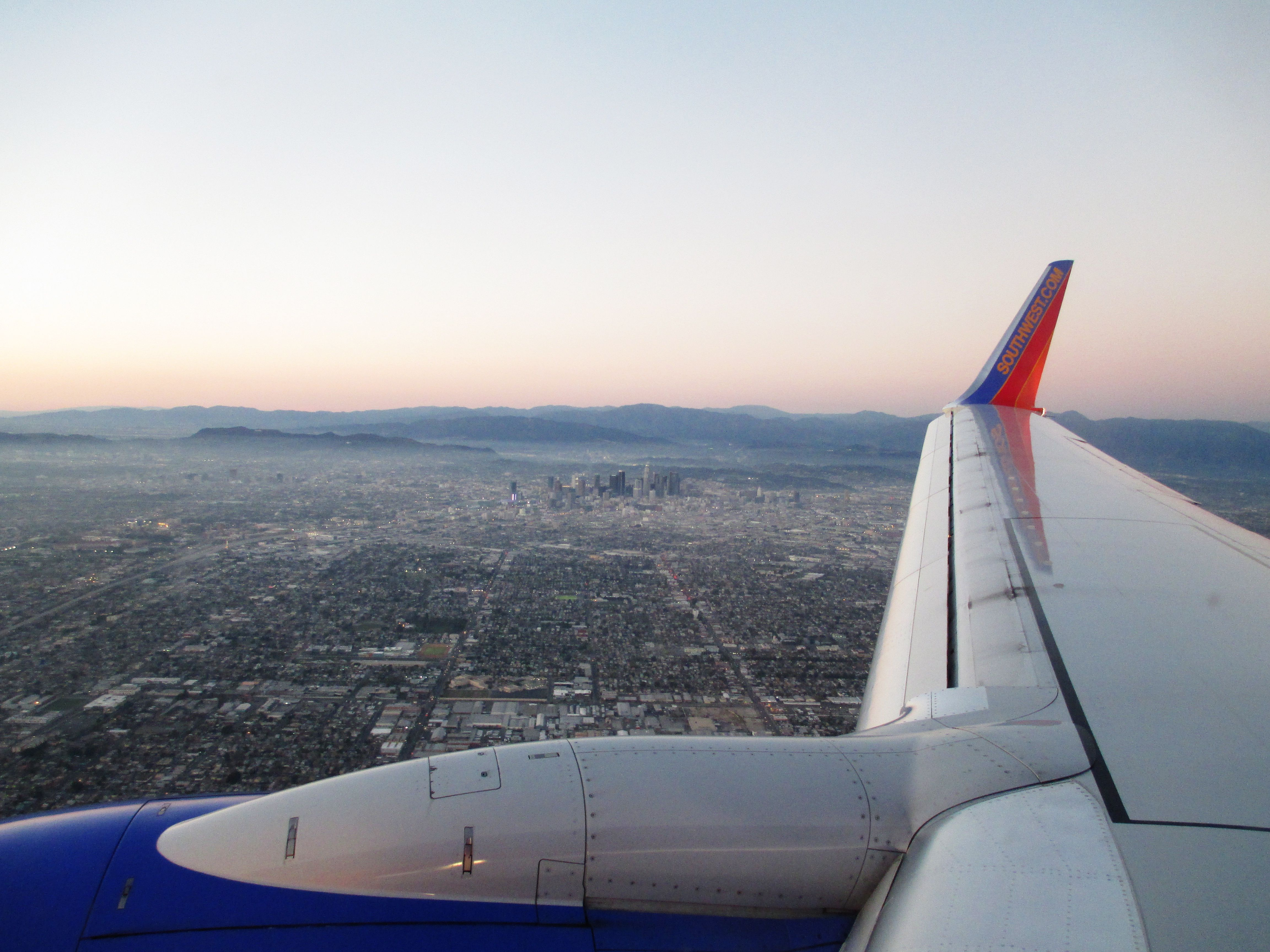 Leaving LA: Flying Out of Los Angeles Area Airports