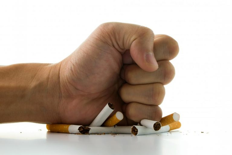 Nicotine Addiction Vs. Cigarette Smoking Addiction