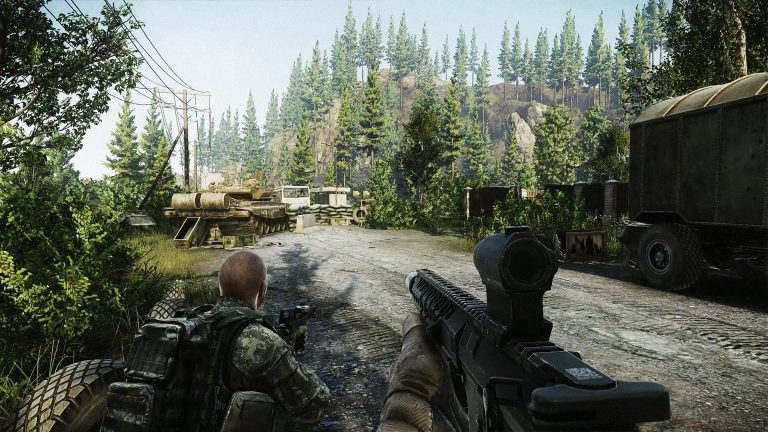 Escape from Tarkov- Unique Game for Kids to Enjoy their Time