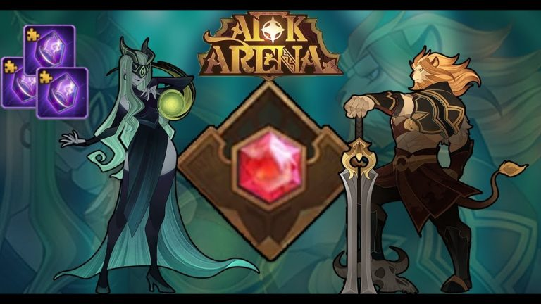 Everything You Need To Know About F2P In AFK ARENA!!!