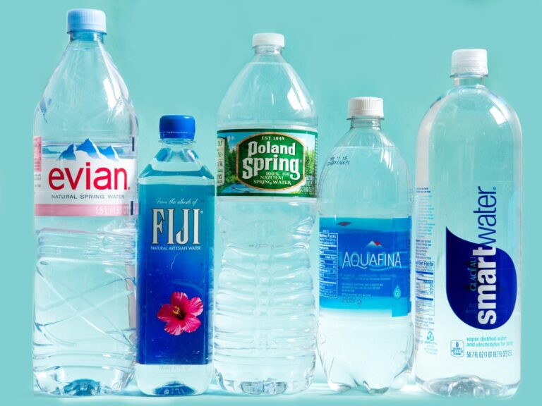 Bottled Water Or Spring Water – Which One Should You Drink?