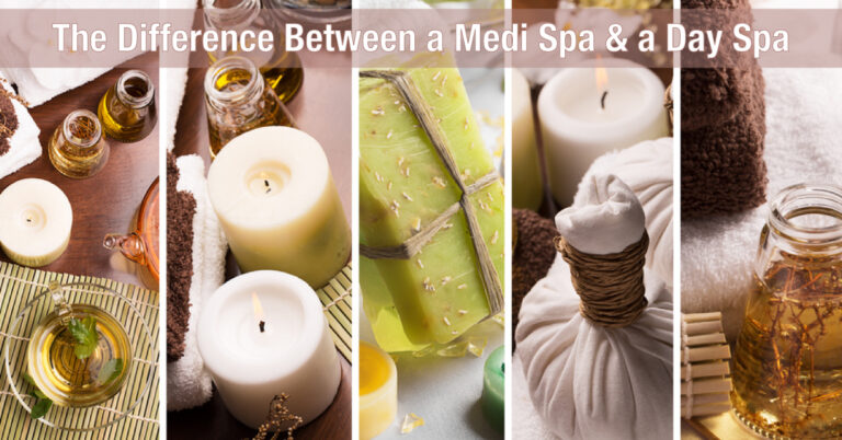 The Difference Between Medical Spas And Day Spas