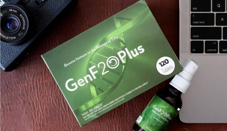 Who Should Avoid Taking GenF20 Plus?