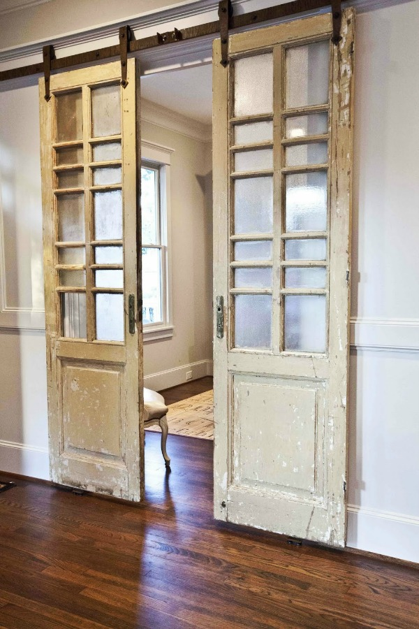 Four different types of doors can be beneficial for your house