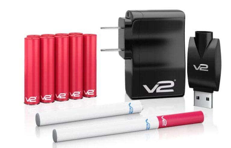Free E Cigarettes Starter Kit